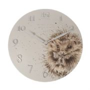 Wrendale Hedgehog Clock